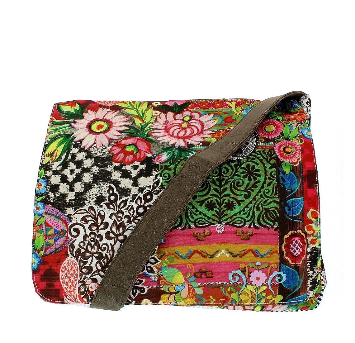 50046aabc3 Happiness Large Crossbody Messenger Bag Quintana  Amazon.co.uk  Shoes   Bags
