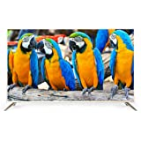 iLike 55 Inch 4K Ultra HD Curved Smart TV, Gold - IITU5580