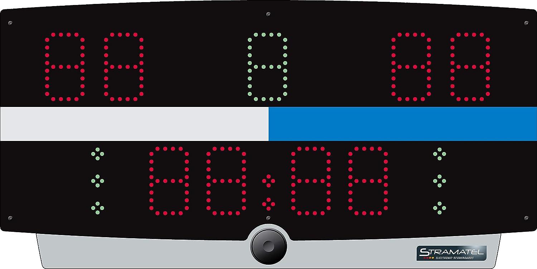 Stramatel® Wasserball-Anzeigetafel W-Top, Netzbetrieb
