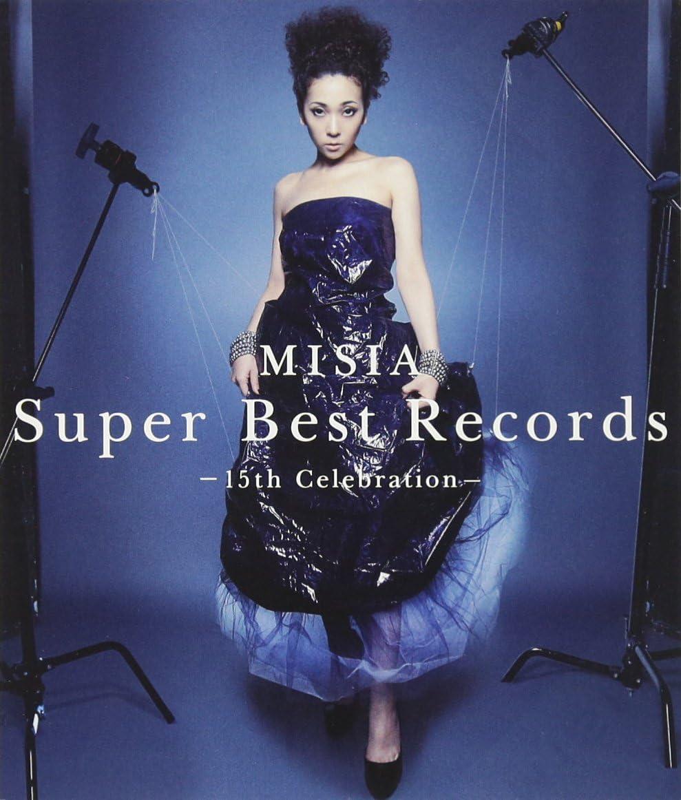 MISIA『Super Best Records-15th Celebration-』