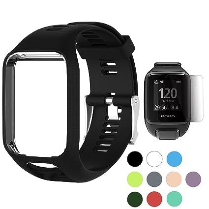 Amazon Tusita Wristband For Tomtom Runner 2 3sparkspark 3