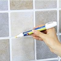 Seasaleshop voegenwit pen perfecte badkamer voegenstift voor krassen in het huishouden sanitairruimte voegenmarker wit…