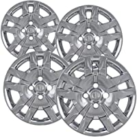 $39 » Hubcaps 16 inch Wheel Covers - (Set of 4) Hub Caps for 16in Wheels Rim Cover - Car…