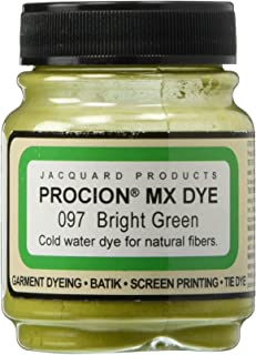 product image for Deco Art Jacquard Procion Mx Dye, 2/3-Ounce, Bright Green (PMX-1097)