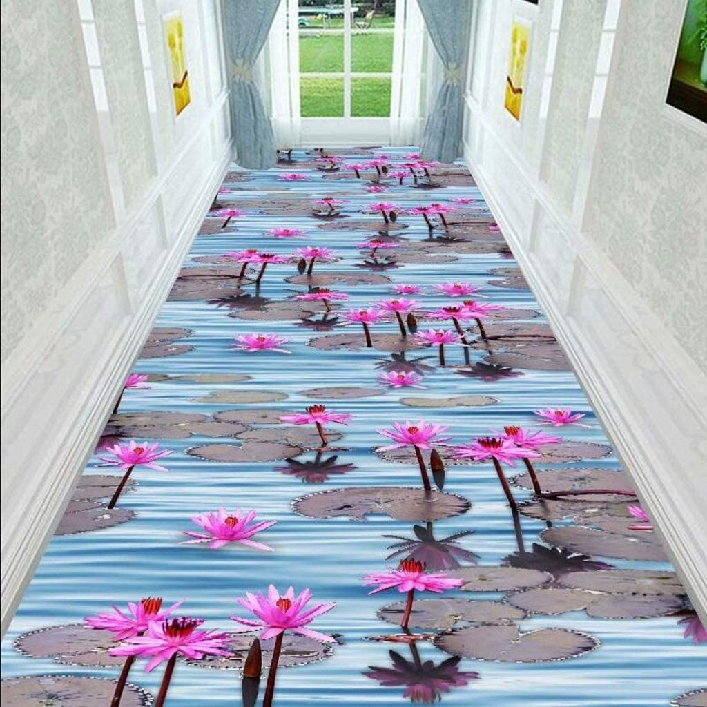 Color : A, Size : 0.88m Mbd Carpet for Kitchen and Entrance Front Foyer Non-Sliding Easy to Clean Entrance Pad Formal Custom