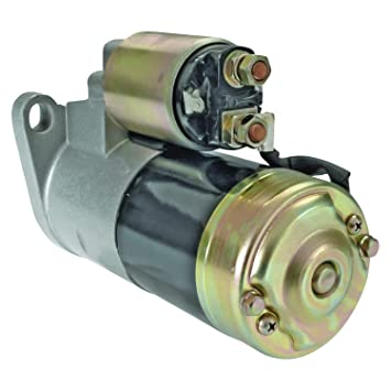 Amazon com: AJ-ELECTRIC STARTER FITS FORD NEW HOLLAND