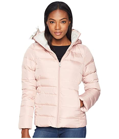The North Face W Gotham Jkt Ii Misty Rose XS  Amazon.it  Abbigliamento 153dba023f18