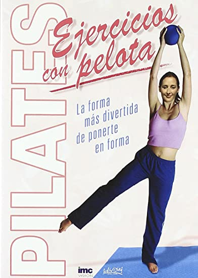 Amazon.com: Pilates: Ejercicios con pelota (Non Us Format ...
