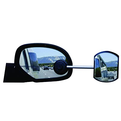 Camco 25663 Tow-N-See Flat Mirror: Automotive