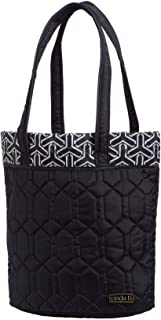 product image for Cinda b. Essentials Tote, Jet Set Black, One Size