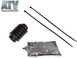 ATVPC Rear Boot Kit for Kawasaki Mule 2500 2510 2520 3000 3010 4000 4010, fits 49006-1257