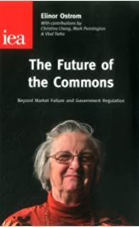 governing the commons the evolution of institutions for collective action canto classics