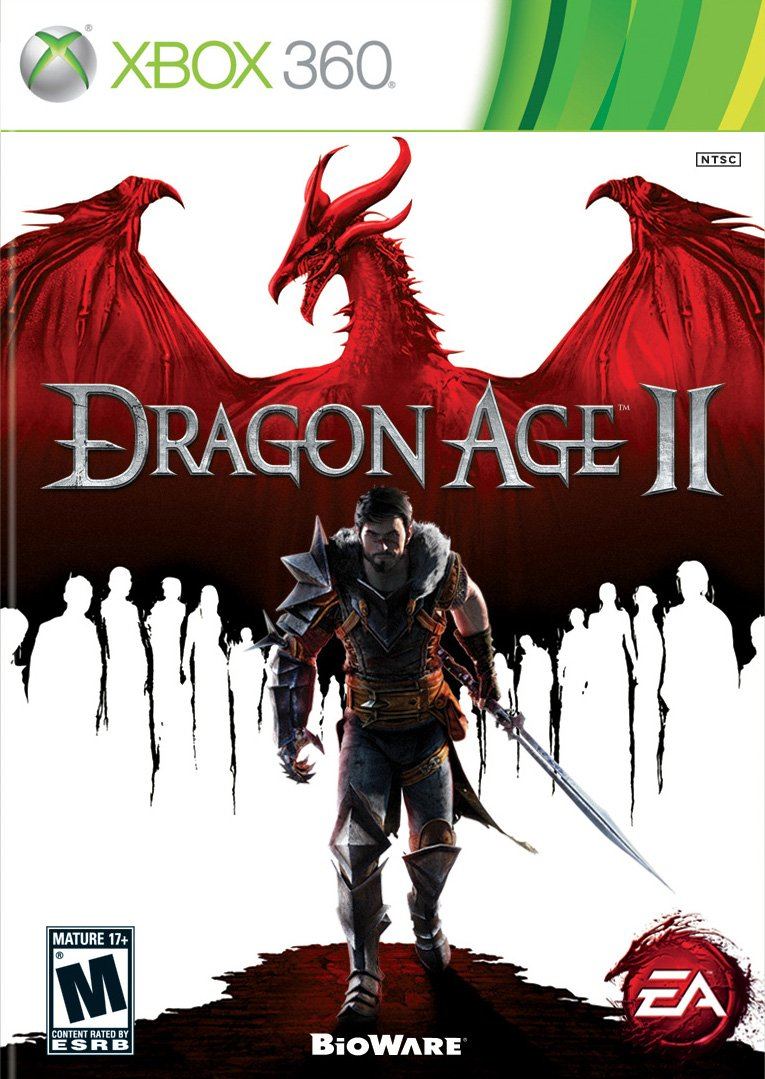 Dragon Age 2 - Xbox 360 by Electronic Arts (Image #1)