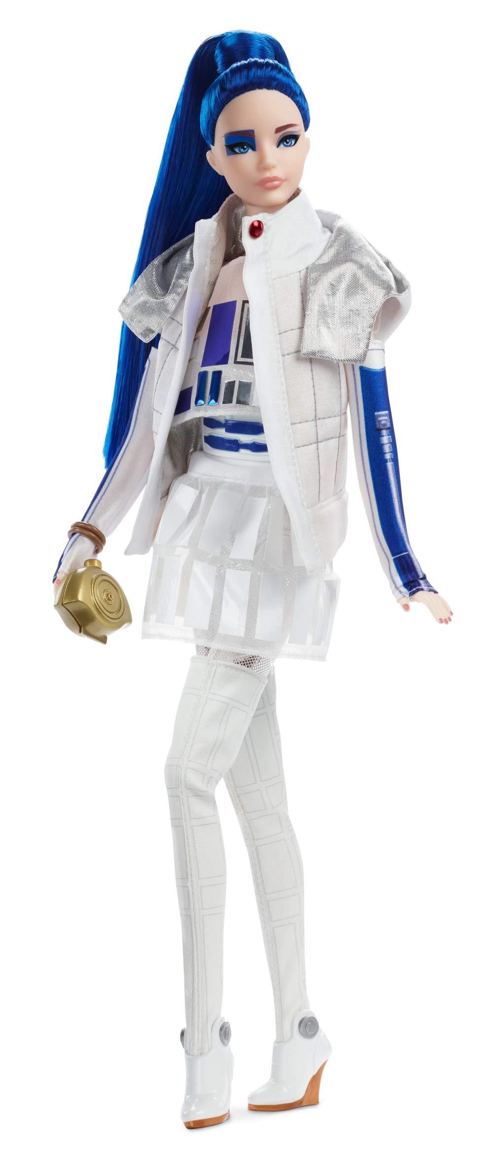 Star WarsR2D2 x Barbie Doll