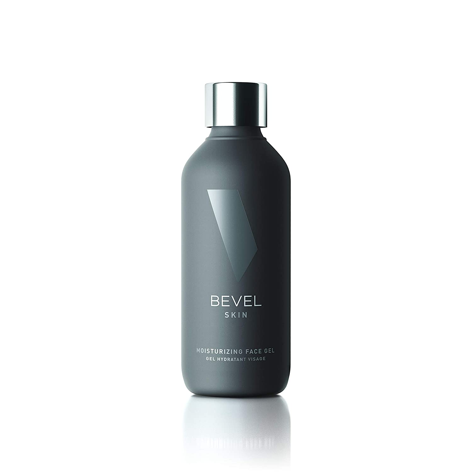 Bevel Moisturizing Face Gel, with Tea Tree Oil, Vitamic C, and Algae Extract, Helps Reduce Dryness and Oiliness, Good for Sensitive Skin, 4 fl. oz