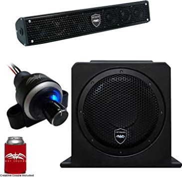 Wetsounds sub woofer volume control