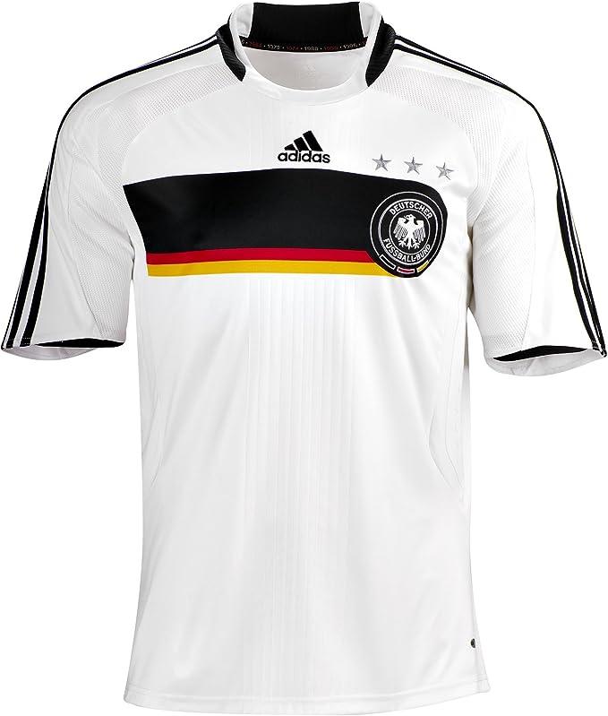 adidas Home Camiseta de Equipo de fútbol de Alemania - 9 - Stefan Kieling Talla:XXL: Amazon.es: Ropa y accesorios