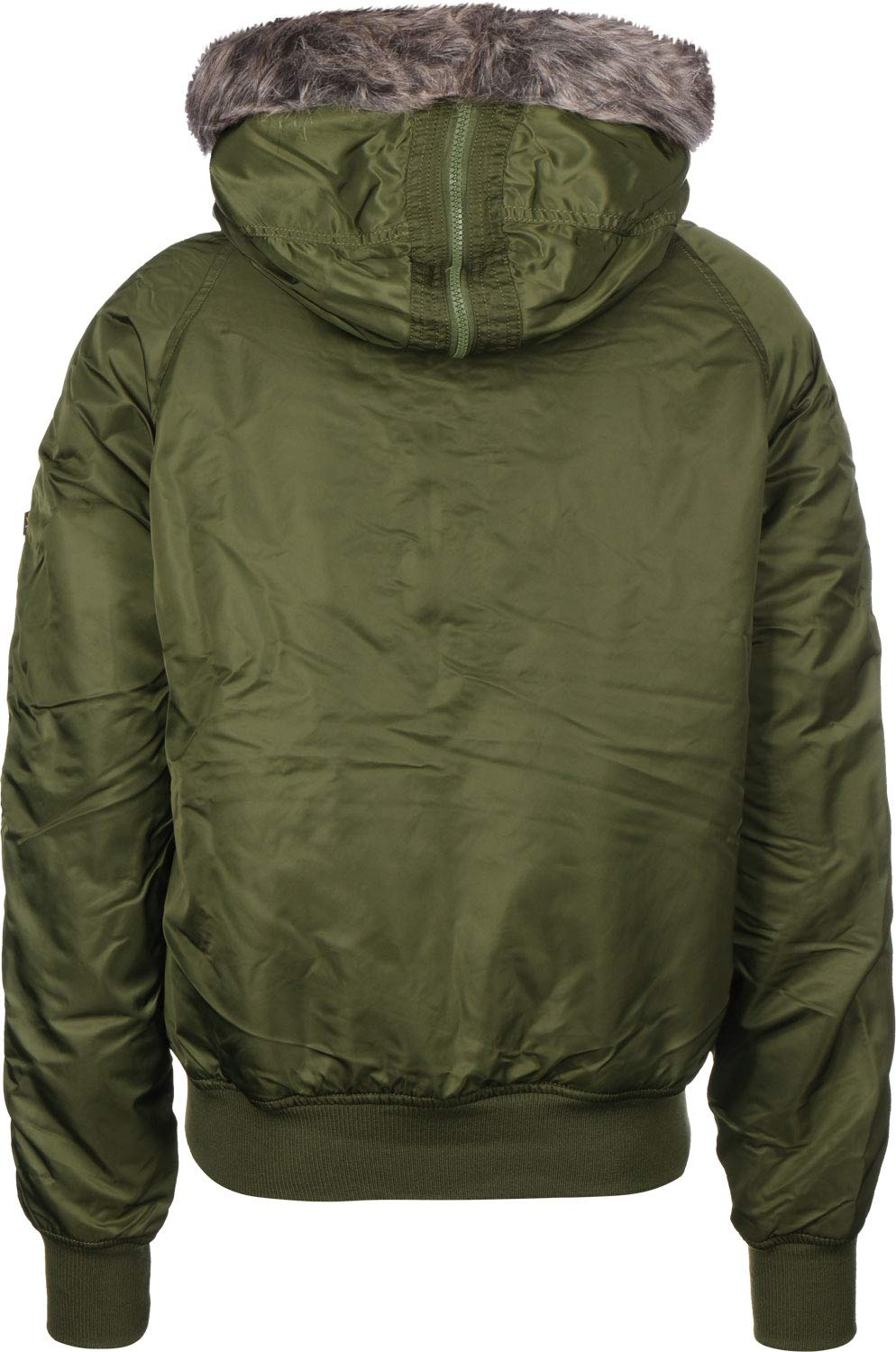 Alpha Industries Industries Industries N2B VF 59 Jacke Dunkelgrün L B07HGFCVPK Jacken In hohem Grade geschätzt und weit Grünrautes herein und heraus 7d1af3