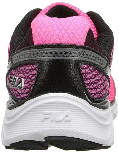 Fila Countdown 2 - Zapatillas de running para mujer, Rosa (negro, plateado, rosado, (Knockout Pink/Black/Metallic Silver)), 36.5 EU: Amazon.es: Zapatos y complementos