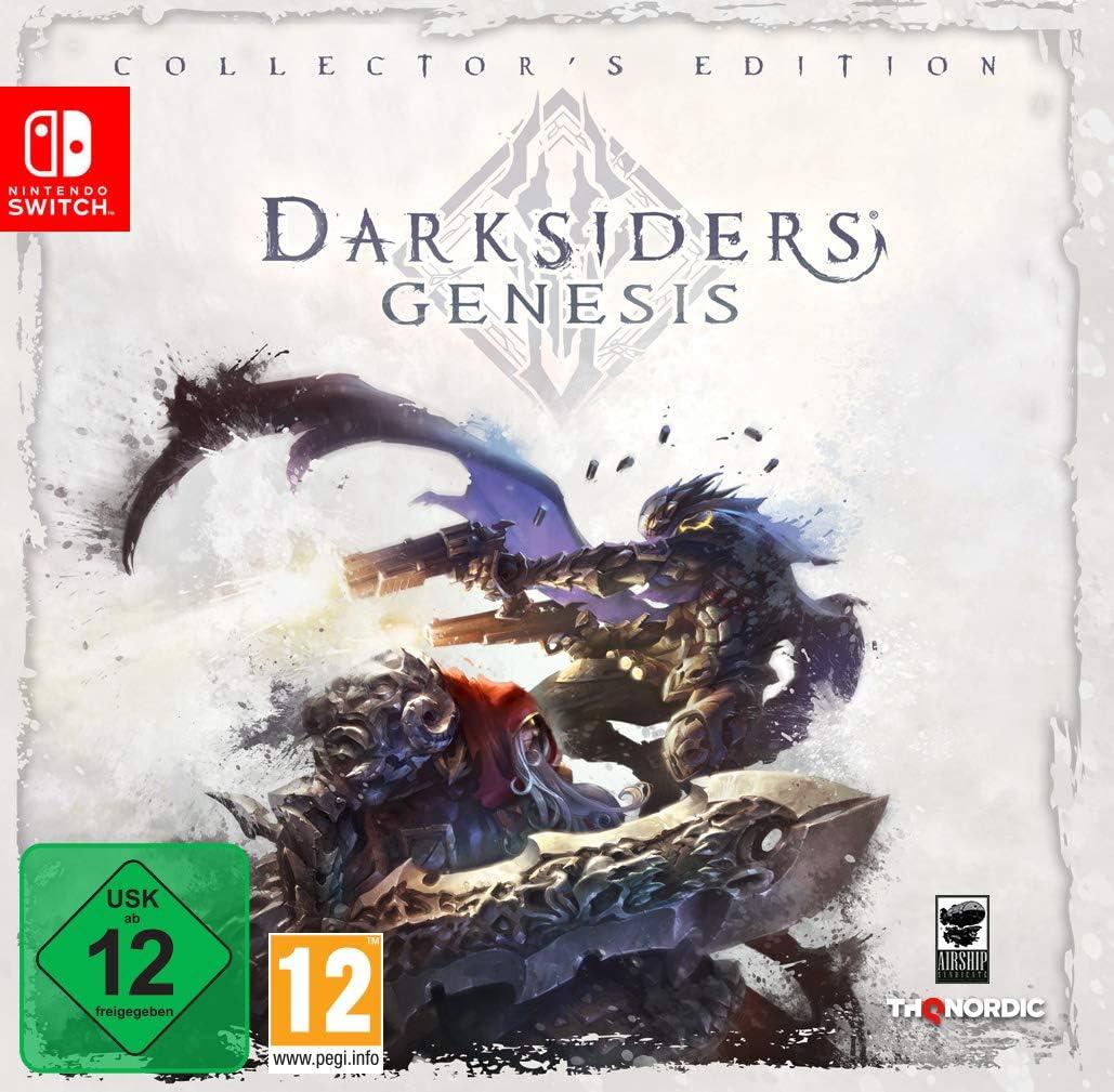 Darksiders Genesis Collectors - Nintendo Switch