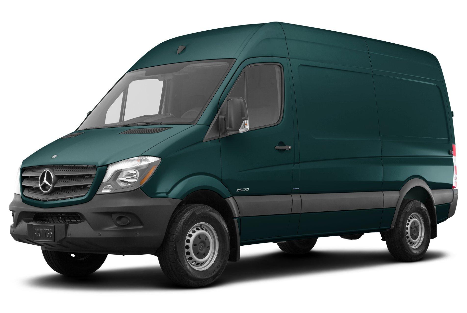 sprinter mercedes 2500 benz amazon drive wheel vans freightliner cargo specs vehicles