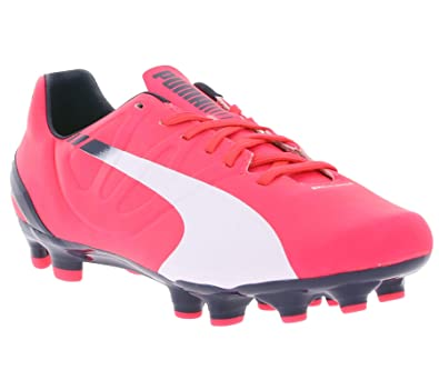 Puma evoSPEED 4.3 FG Junior Fussballschuhe Kickschuhe Schuhe pink 103116 04 SALE