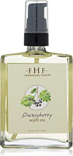product image for FarmHouse Fresh Quinsyberry Body Oil, 4 Fl Oz