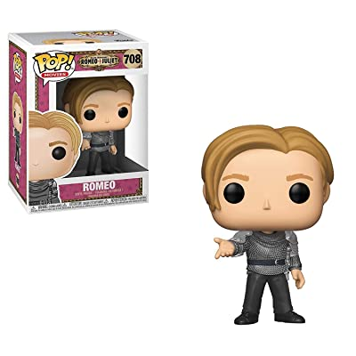 Funkopop! Movies: Romeo & Juliet - Romeo (Styles May Vary): Toys & Games