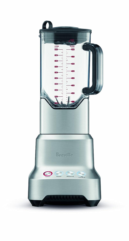Breville 800BLXL Die-Cast Hemisphere 2-Speed Blender with 67-Ounce Polycarbonate Jar