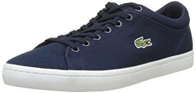 Straightset Bl Lacoste 2 Chaussures Cam Homme Baskets 1qwFd4