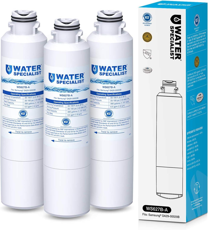 Waterspecialist DA29-00020B Replacement Refrigerator Water Filter