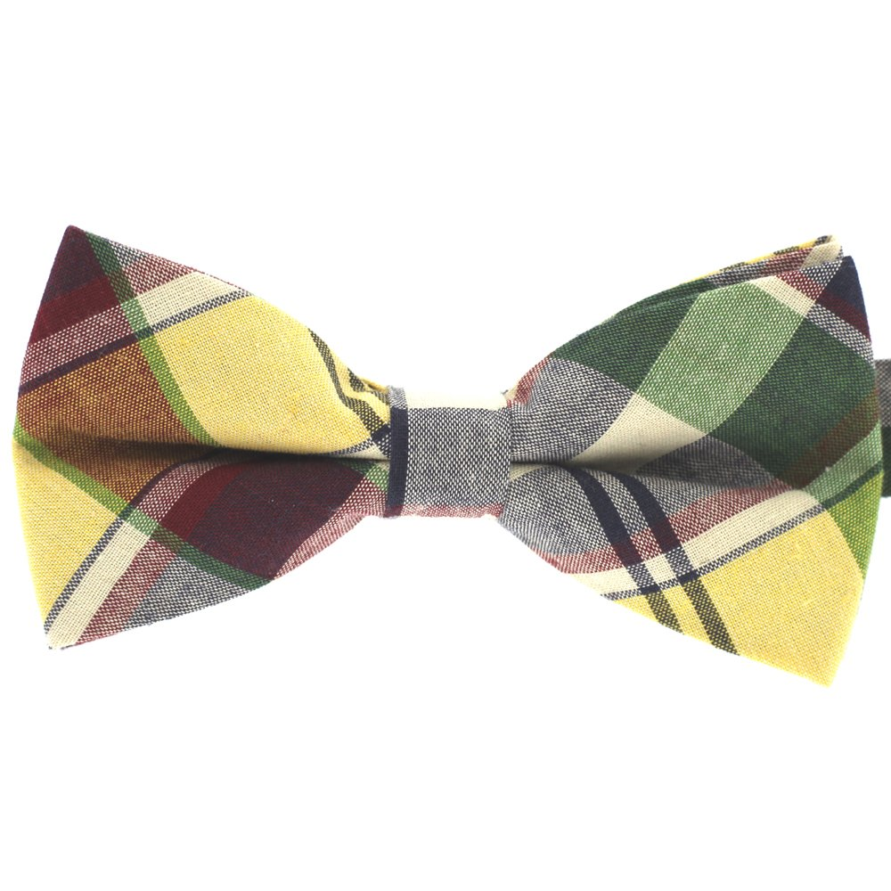 BK359, 100/% Cotton Tok Tok Designs/® Handmade Boys Bow Tie