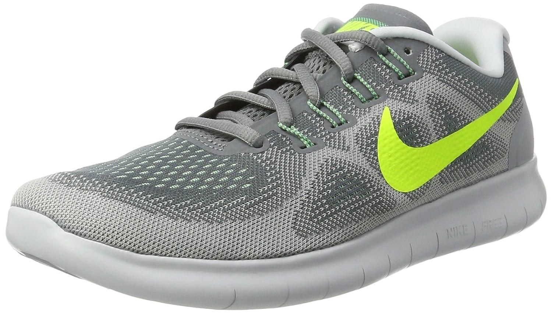 Nike Herren Free Rn 2017 Laufschuhe Gelb schwarz B01JZQW3W2 Spezielle Funktion