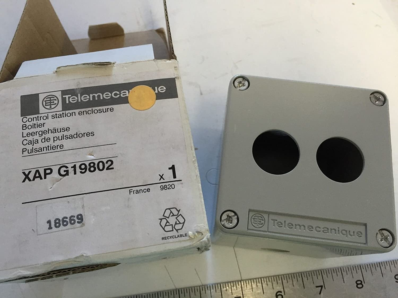 NEW OLD XAPG19802 TELEMECANIQUE XAP-G XAP-G19802,BOXZF