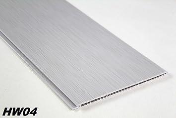 Bevorzugt 15 m2 PVC Paneele Deckenpaneele Wandpaneele Innen Platten 200x25cm MH81
