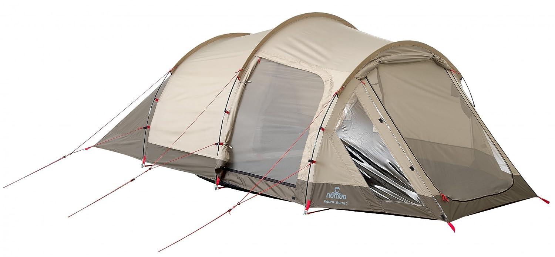 Nomad Desert Storm 2 Tent Pebble 2016 Tunnelzelt