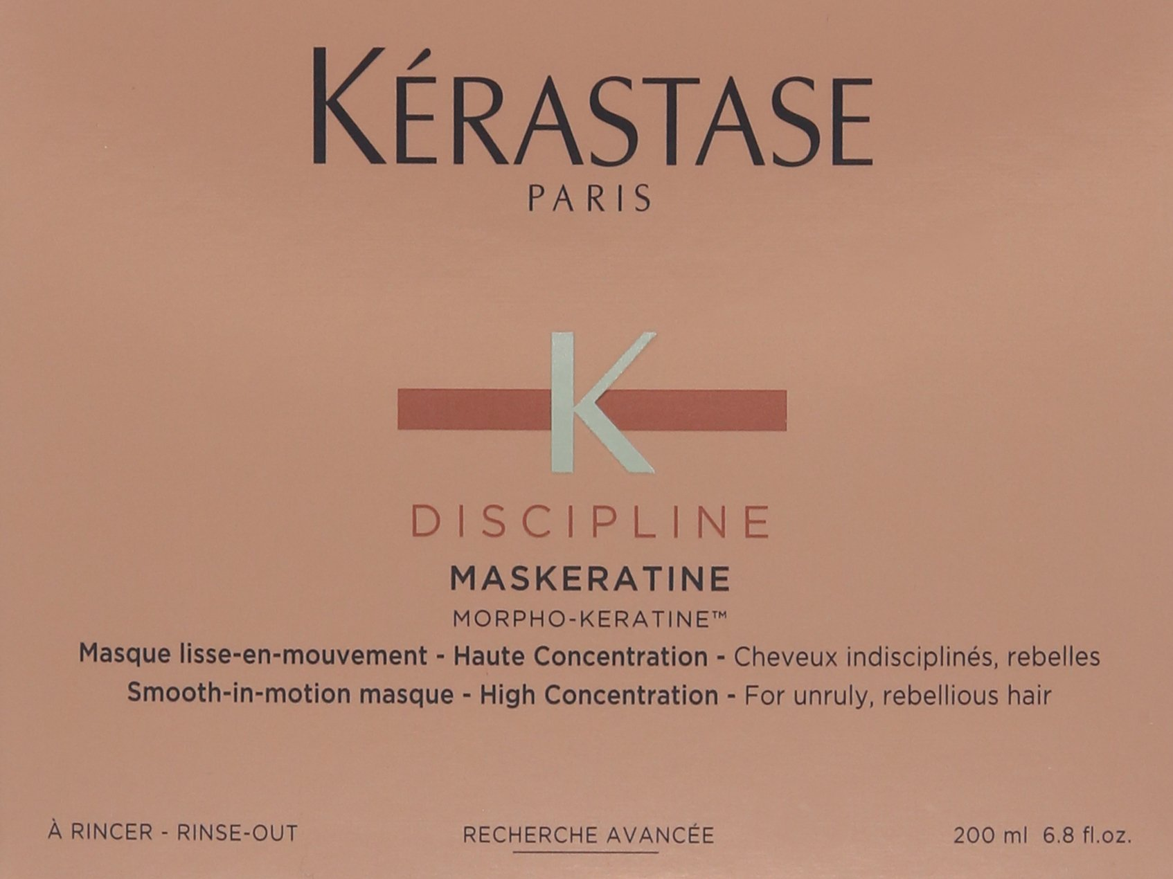 Kerastase Discipline Maskeratine Smooth-in-Motion Masque High Concentration, 6.8 Ounce by Kerastase (Image #3)