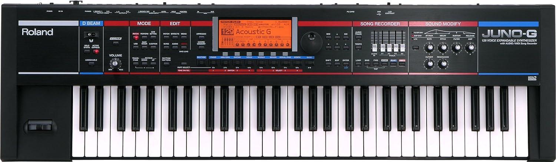 Roland Juno g Sintetizador: Amazon.es: Instrumentos musicales