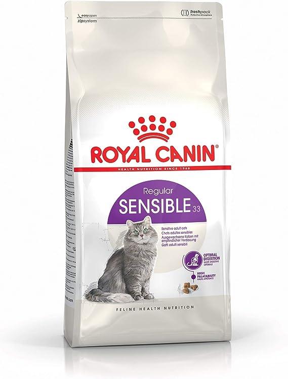 Royal Canin C-58454 Sensible - 4 Kg: Amazon.es: Productos para mascotas