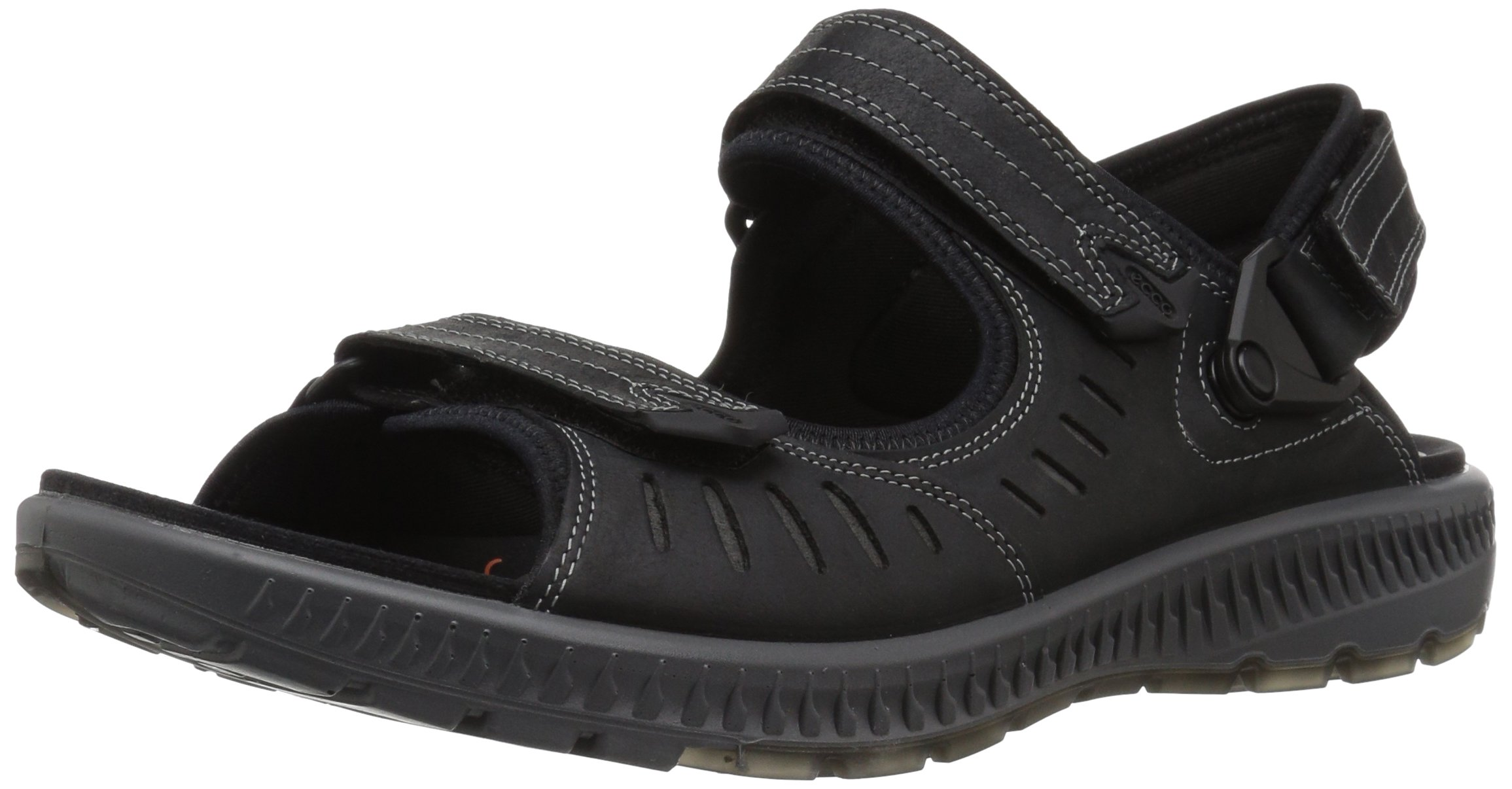 ECCO Men's Terra 2S Athletic Sandal Black 44 EU/10-10.5 M US