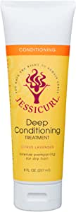 Jessicurl Deep Conditioning Treatment, Citrus Lavender, 8.0 Fluid Ounce