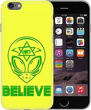 UFO Alien Believe Space Illuminati_BEN1423 Protective Phone Mobile ...