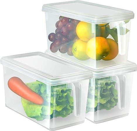 Contenitore ermetico Stefanplast per alimenti per frigo box conservazione cibi