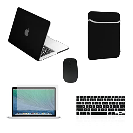 Amazon.com: parte superior Case 5 en 1 Bundle – Carcasa ...