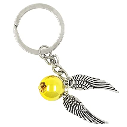 Llavero Harry Potter Golden Snitch Hogwarts Quidditch regalo ...