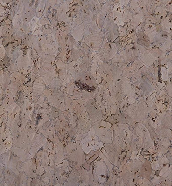 WallCork QCP490625 Quercus Coffee Pebble Cork Wallpaper