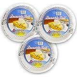 6 Disposable Aluminum Pie Pans