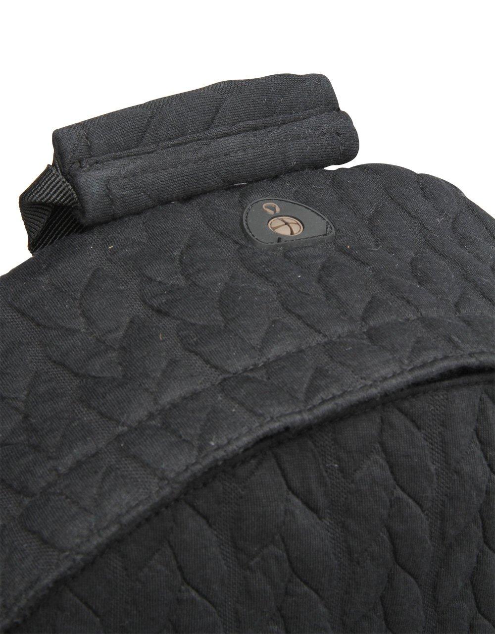 84cc03b371 41 cm Mi-Pac Premium Jersey Rope Sac à Dos Loisir Noir GTM092 Noir