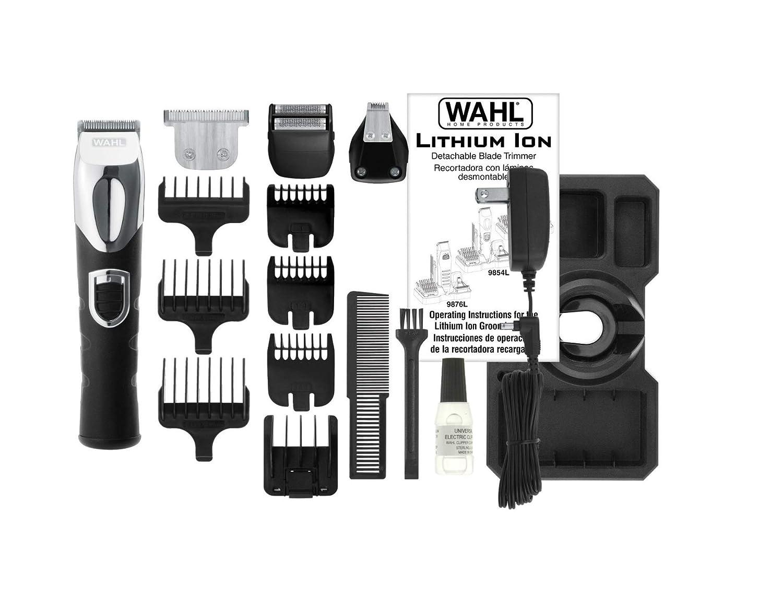 Croc Premium Flat Iron 1.5 Wet to Dry Titanium Plate Hair Straightener Set