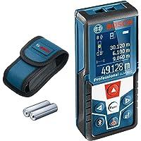 Bosch Professional Lazerli Uzaklık Ölçer Glm 50 C (Ölçüm Aralığı: 0,05/50 M, Bluetooth Fonksiyonu, Kutuda)